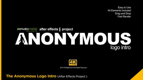 The Anonymous Logo