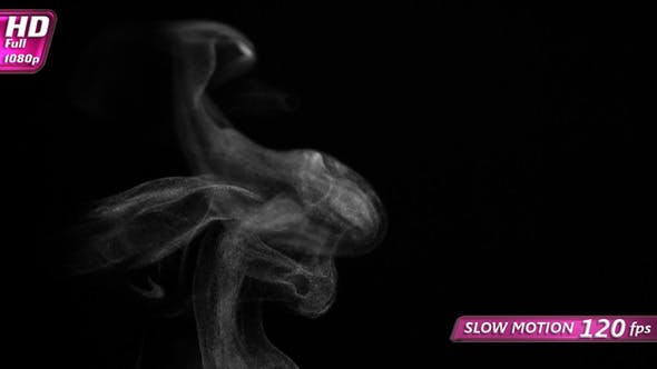 Thumbnail for Slow Swirling Jets Of Steam