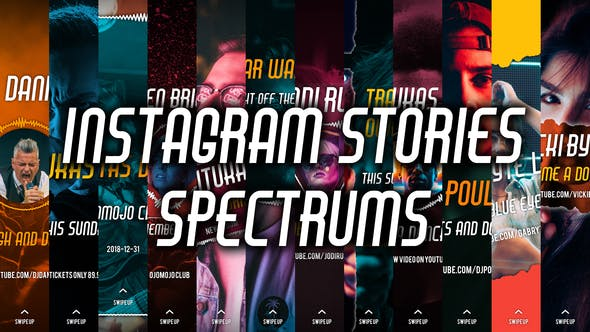 Thumbnail for Instagram Stories Spectrums
