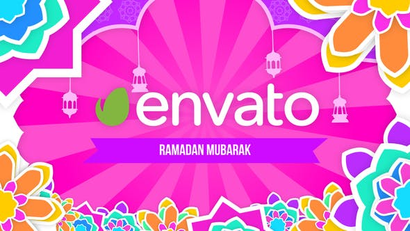 Cover Image for Colorful Ramadan