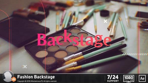 Thumbnail for Fashion Backstage