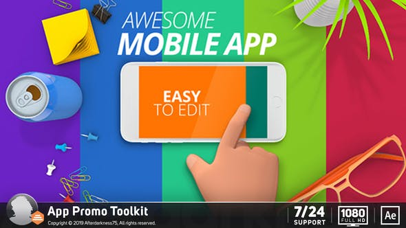 Thumbnail for App Promo Toolkit Pack