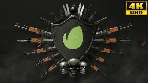 Brutal Logo Intro V1