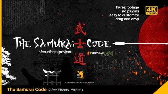 Thumbnail for The Samurai Code Opener