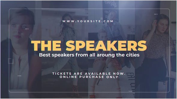Thumbnail for The Speakers