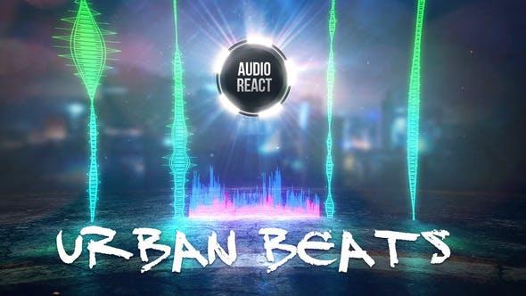 Thumbnail for Urban Beats - Audio React