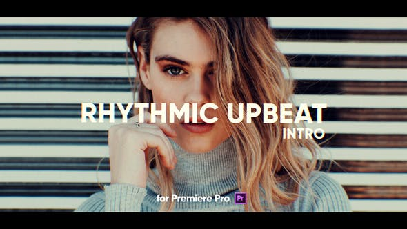 Thumbnail for Rhythmic Upbeat Intro Premiere Pro