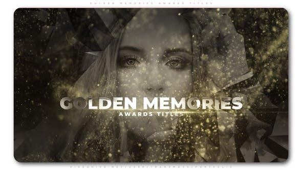Golden Memories Awards Titles