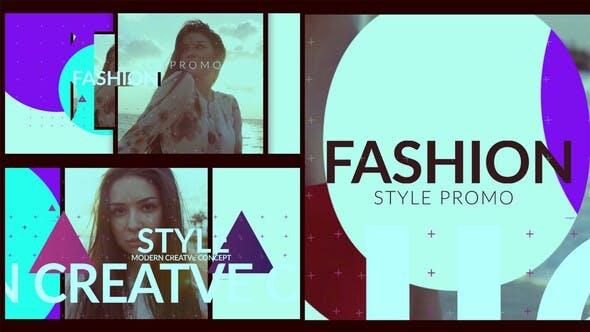 Thumbnail for Fashion Style Promo