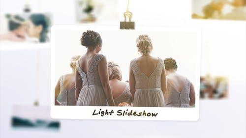 Light Photo Slideshow