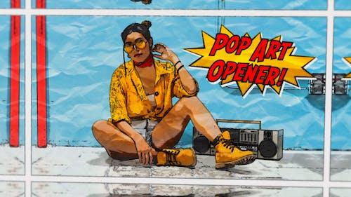 Pop Art Opener