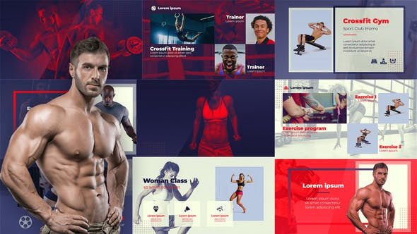 Thumbnail for Sport Club - Crossfit Fitness Gym