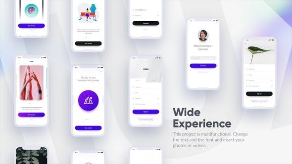 Mobile App Promo Mockup