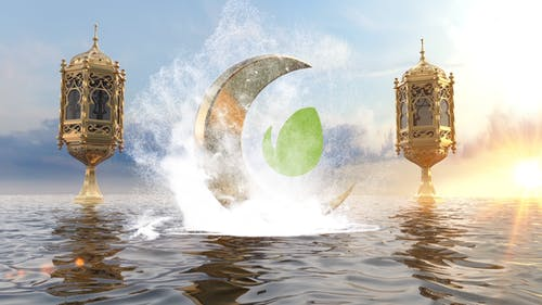 Ramadan On The Ocean Logo