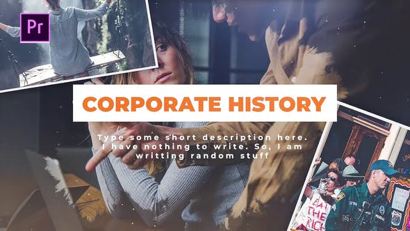 Thumbnail for Corporate History