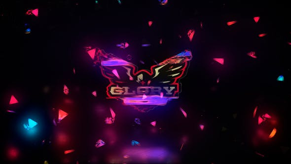 Thumbnail for Effet Logo Glitch