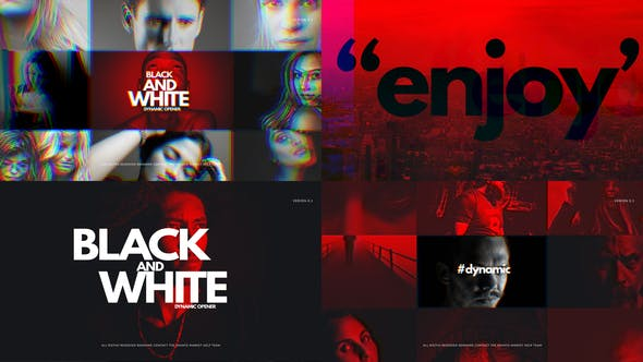 Thumbnail for Black And White Dynamic Opener