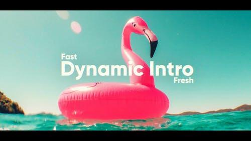 Dynamic Fast Intro
