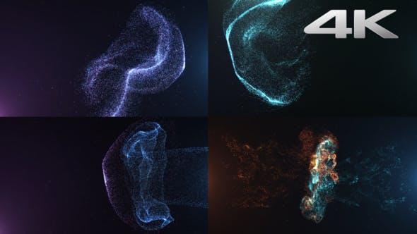 Thumbnail for Particles Flow