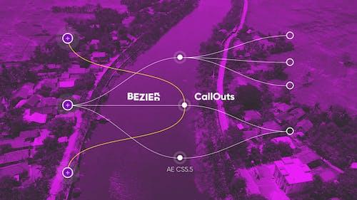 Bezier CallOuts