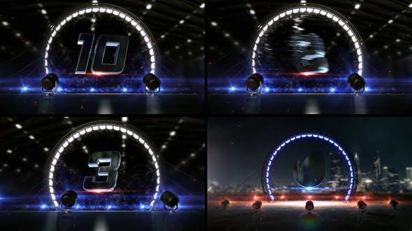 Thumbnail for Circle Light Countdown