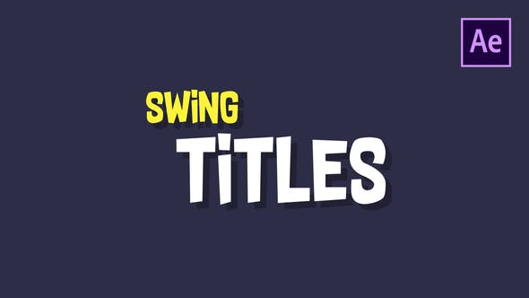 Thumbnail for Funny Swing Titles