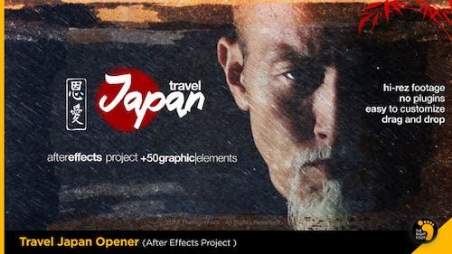 Travel Japan Tradition Opener