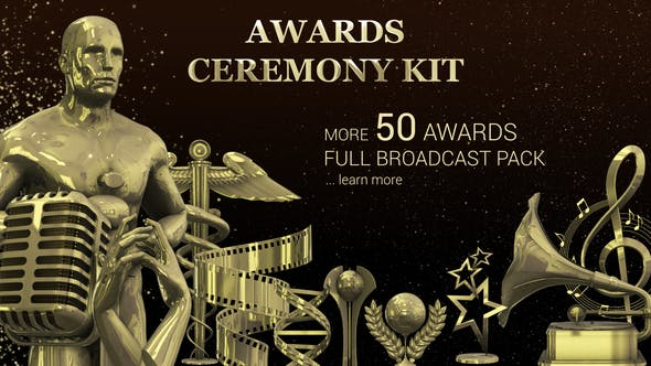 Thumbnail for Award Ceremony Kit