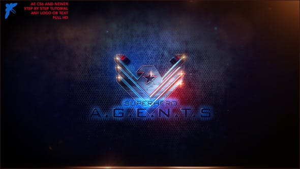 Thumbnail for Superhero Agents Logo