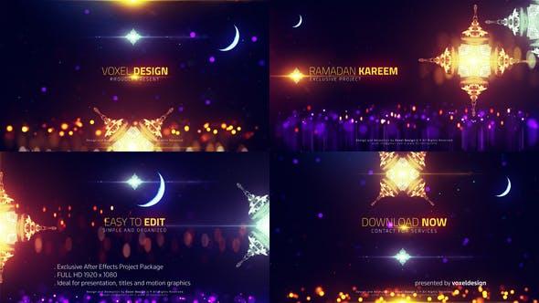 Ramadan cinematic titles