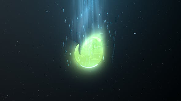 Thumbnail for Energy Streaks Logo Reveal