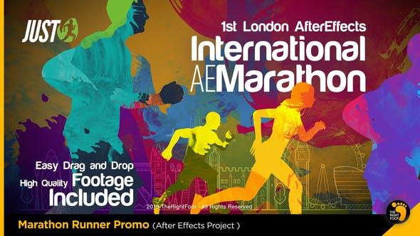 Thumbnail for Marathon Runner Promo