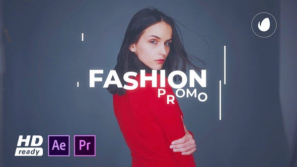 Thumbnail for Dynamic Fashion Promo for - Premiere Pro