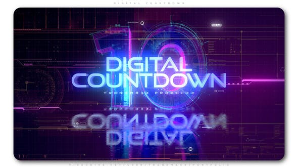 Thumbnail for Digital Countdown