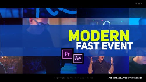 Modern Fast Event