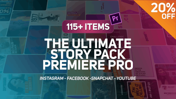 129 Video Templates Compatible with Adobe Premiere Pro Tagged with