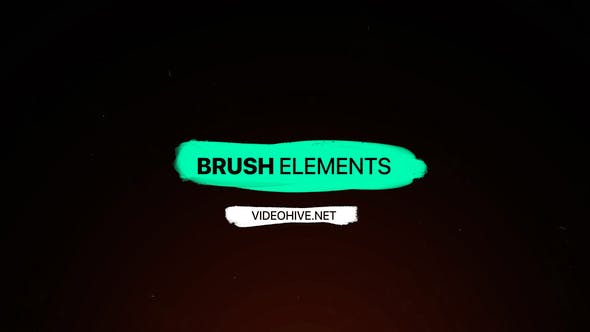 Cover Image for Brush Elements