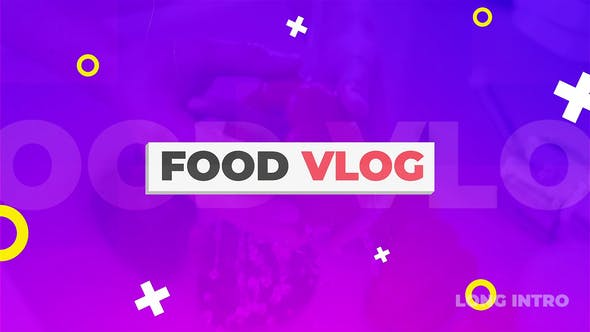 Thumbnail for Food Vlog Pack