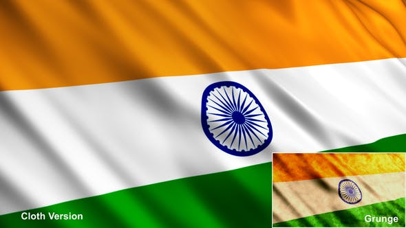 Cover Image for India Flags