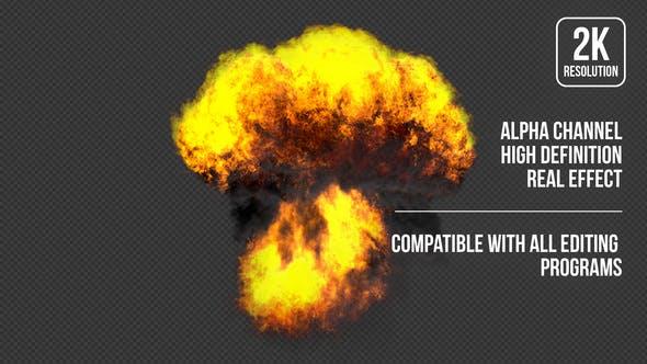 Ground Explosion 4