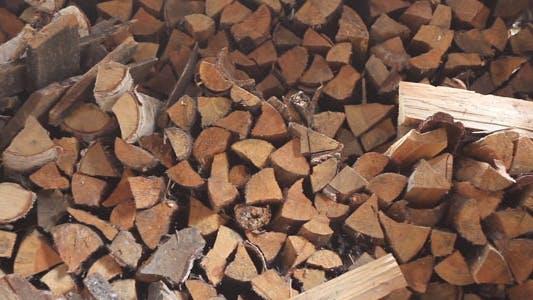 Thumbnail for Firewood In The Barn