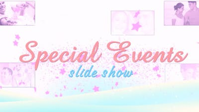 Special Events - Slideshow