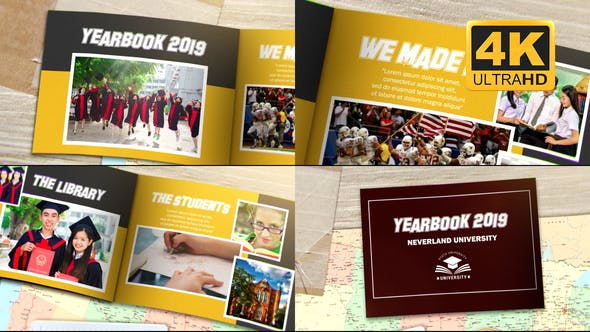 Thumbnail for Yearbook