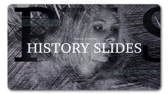 Thumbnail for Pencil History Slides