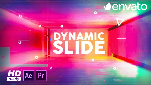 Thumbnail for Dynamic Slide for - Premiere Pro