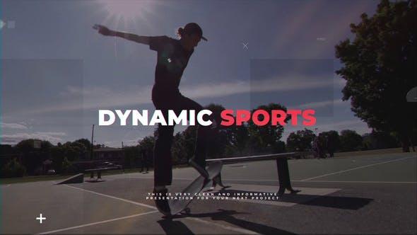 Sports dynamiques