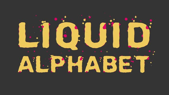 Thumbnail for Alphabet liquide