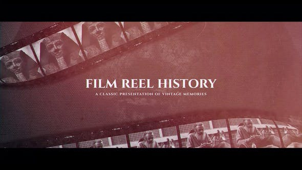 Thumbnail for Film Reel History