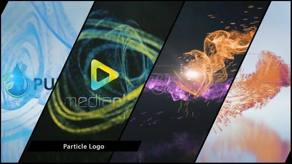 Thumbnail for Particle Logo V5 Quick Reveals