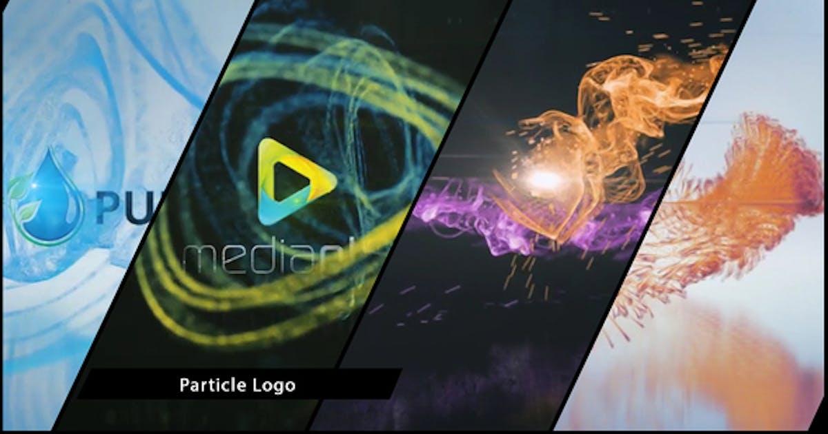 Particle Logo V5 Quick Reveals